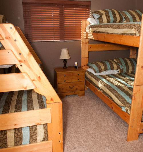 2nd Floor Bunk-bed Room